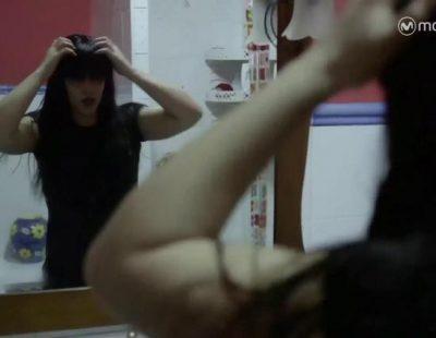 Mónica cambiará su imagen para despistar a los investigadores en la próxima entrega de 'La huida'
