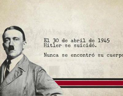 Mega estrena la serie documental 'Persiguiendo a Hitler' el próximo 10 de mayo