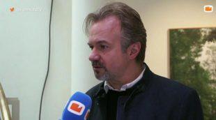 """Tristán Ulloa ('La embajada'): """"Deberían proliferar las series sobre política, que nos hagan reflexionar"""""""
