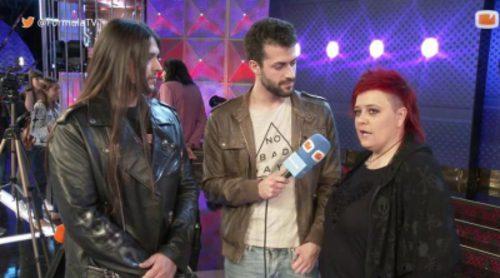 """Rafa y Maika ('La Voz'): """"La culpa de que Ylenia venda más que Antonio José es de la TV. No se preocupan de hacer música"""""""