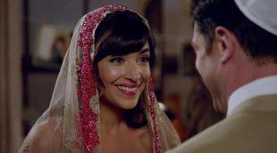 Avance del último capítulo de la temporada 5 de 'New girl' muestra la boda de Schmidt y Cece