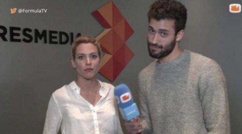 """Impactante avance de Maggie Civantos y Carlos Hipólito de 'Vis a vis': """"Va a haber una muerte. La gente va a llorar"""""""