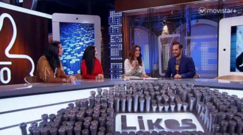 Jorge Blas sorprende con sus trucos de magia tecnológicos en 'Likes'