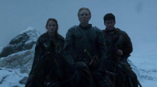 Nuevo avance de 'Juego de Tronos': Sansa continúa su huida en el cuarto capítulo de la sexta temporada