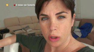Samanta Villar comienza su segundo trimestre de embarazado con muchas preguntas en la próxima entrega de '9 meses con Samanta'
