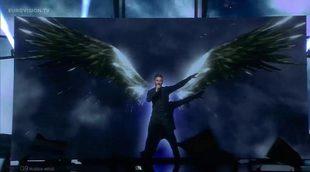 """Actuación de Rusia, Sergey Lazarev """"You Are The Only One"""" en Eurovisión"""