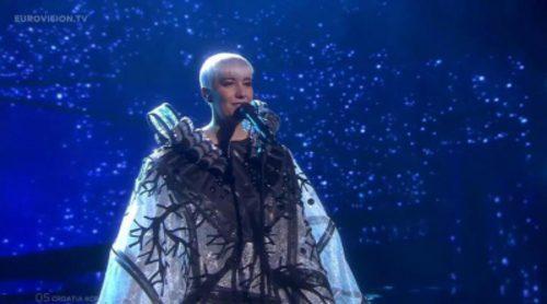 """Actuación de Croacia, Nina Kraljic """"Lighthouse"""" en Eurovisión 2016"""