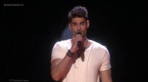 """Actuación de Hungría: Freddie """"Pioneer"""" en Eurovisión 2016"""