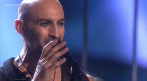 """Actuación de Chipre, Minus One """"Alter Ego"""" en Eurovisión 2016"""