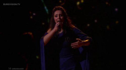 """Actuación de Ucrania, Jamala """"1944"""" en Eurovisión 2016"""