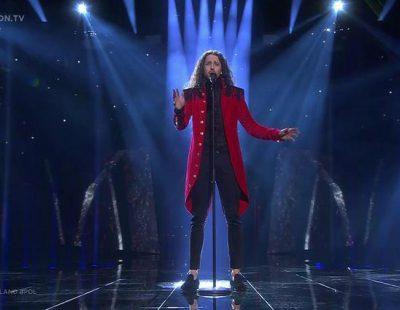 """Actuación de Polonia, Michal Szpak """"Color of Your Life"""" en Eurovisión 2016"""