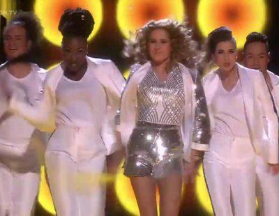 """Actuación de Bélgica, Laura Tesoro """"What's The Pressure"""" en Eurovisión 2016"""