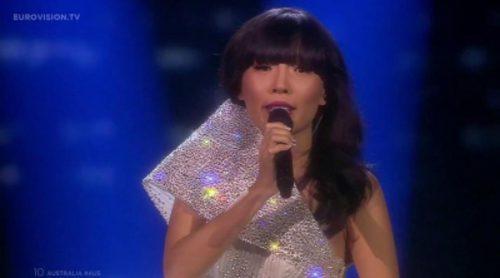 """Actuación de Australia, Dami Im """"Sound of Silence"""" en Eurovisión 2016"""