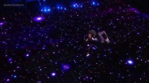"""Actuación de Francia, Amir """"J'ai Cherché"""" en Eurovisión 2016"""