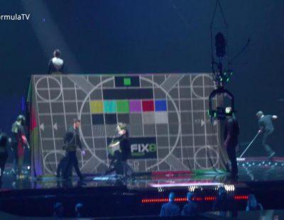 Descubre lo que sucede entre actuación y actuación en Eurovisión y cómo fue el ensayo de Barei con su vestido definitivo