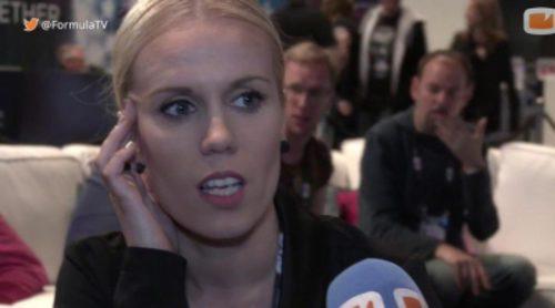 """Gréta Salóme (representante Islandia): """"En Eurovisión necesitas tener países vecinos para ganar"""""""