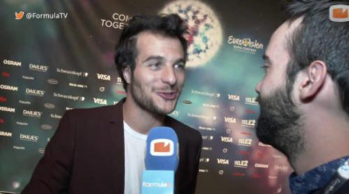 "Amir: ""Espero que los 12 puntos de Francia en Eurovisión este año sean para Barei"""