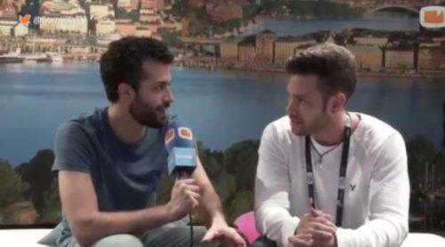 """Imri Ziv (Corista de Israel): """"Lloré antes de salir al escenario"""""""