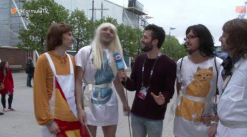 Reacciones a las actuaciones de la final de Eurovisión 2016 y a la victoria Ucrania