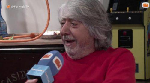 """Ricardo Arroyo: """"Nunca me imaginé que iba a acabar desnudo delante de toda España en 'LQSA"""""""