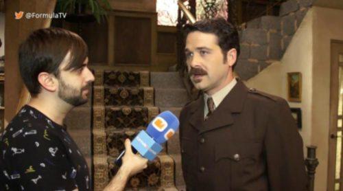 Carlos de Austria desvela las intenciones que tiene su personaje con Francisca 'El secreto de Puente Viejo'