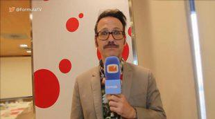 """Joaquín Reyes ('Feis tu feis'): """"Hago parodias porque no imito la voz. Mi reto es calcar la personalidad"""""""