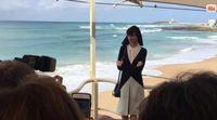"""Así es 'Perdóname Señor"""": descubre el cambio radical de Paz Vega como monja"""