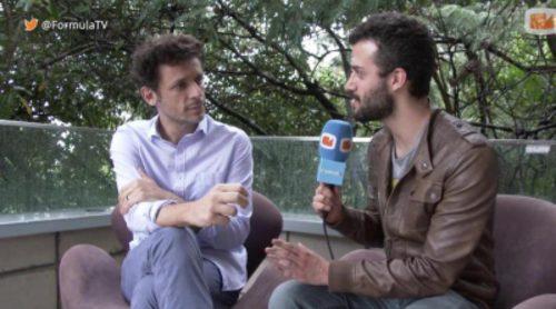"""Daniel Burman defiende a Rubén Cortada como actor: """"Su problema es que es muy alto y guapo"""""""