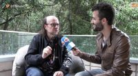 """Santiago Segura: """"Los capítulos de las series en España son eternos, se meten más tramas de las que el espectador necesita"""""""