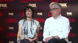 """Sharon Tal: """"Outcast' se centra en los personajes y su evolución emocional"""""""