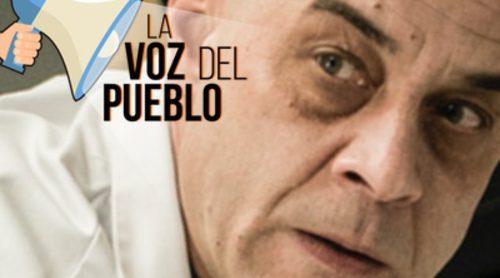 La Voz del Pueblo con Ramiro Blas ('Vis a vis'): la sorprendente reacción de la gente al ver al doctor Sandoval por la calle