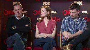 "Patrick Fugit: ""Al igual que 'The Walking Dead', 'Outcast' apuesta por sus personajes"""