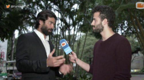 """Rubén Cortada: """"Se la jugaron con el final de 'El Príncipe'. En ocasiones jugársela está bien"""""""
