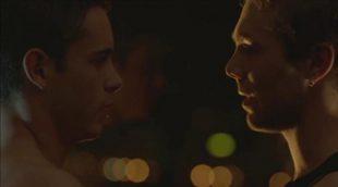 La esperada escena de 'Merlí': Bruno se sincera con Pol y mantienen su primer encuentro sexual