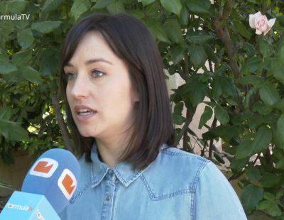 """Andrea Trepat ('Mar de plástico'): """"Mi personaje cree que Fernando es una víctima y un alma atormentada"""""""