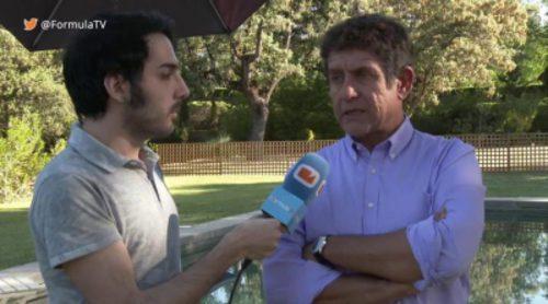 """Pedro Casablanc responde a Jesús Castro sobre su salida de 'Mar de plástico': """"Que se ponga a asfaltar carreteras"""""""