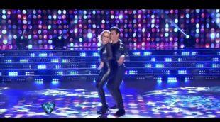Marta Sánchez se atrevió con un tema de Cher en su debut como concursante en 'Bailando 2016'
