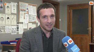 Pablo Derqui desvela el triángulo amoroso de 'Pulsaciones', la nueva ficción de Antena 3