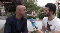 Ramiro Blas analiza los momentos más escabrosos del doctor Sandoval en 'Vis a vis' y desvela por qué se vino a vivir a España
