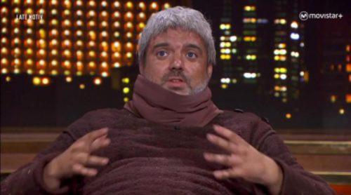Hilarante parodia de Hodor de 'Juego de Tronos' en 'Late motiv'