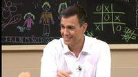 Descubre las preguntas que le hicieron los niños a Pedro Sánchez en '26J. Quiero gobernar'
