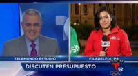Una reportera de Telemundo, atacada durante una conexión en directo