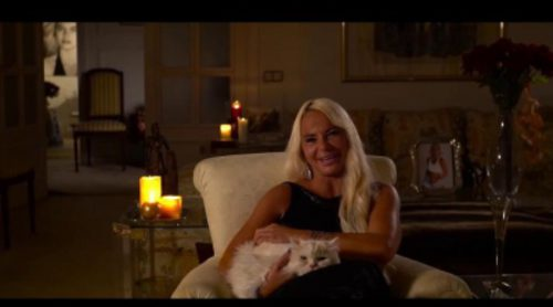 Leticia Sabater, y su recuperada virginidad, protagonistas de una campaña publicitaria