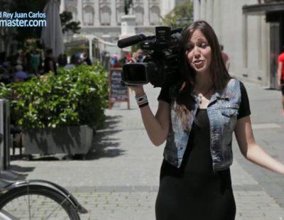 Esto es lo que piensan los alumnos del Máster de Reporterismo en Televisión de la Universidad Rey Juan Carlos