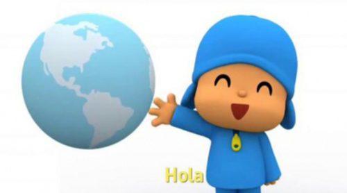 Pocoyó manda un saludo especial en lengua de signos con motivo del Día Nacional de la Lengua de Signos
