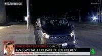 ¡INSÓLITO! Ferreras consigue que Moragas le pase a Rajoy por teléfono en el coche de camino a Génova