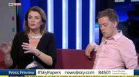 Owen Jones se harta y abandona el plató de Sky News al no serle permitido calificar el atentado de Orlando como homófobico