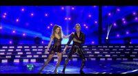 Julio Iglesias Jr. la lía en su primera actuación en el '¡Mira quién baila!' de Argentina