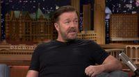 """Ricky Gervais se declara un """"genio"""" de las imitaciones y lo demuestra en 30 segundos"""