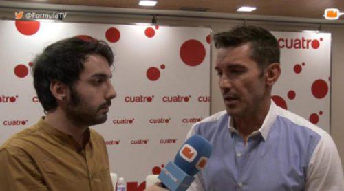"""Jesús Vázquez: """"'Proyecto bullying' cumple con la ley, no hay casos morbosos"""""""